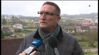 Saint-Laurent-La-Roche : crash d'un avion de tourisme, trois morts, l'itw du maire