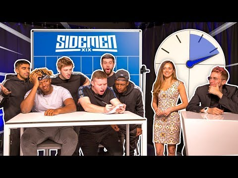 COUNTDOWN: SIDEMEN EDITION