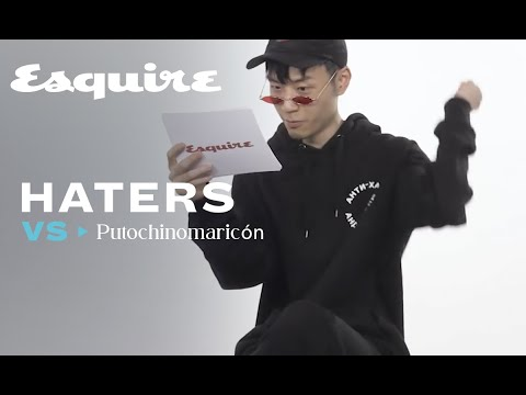 Putochinomaricón Contesta A Sus Haters | ESQUIRE ES