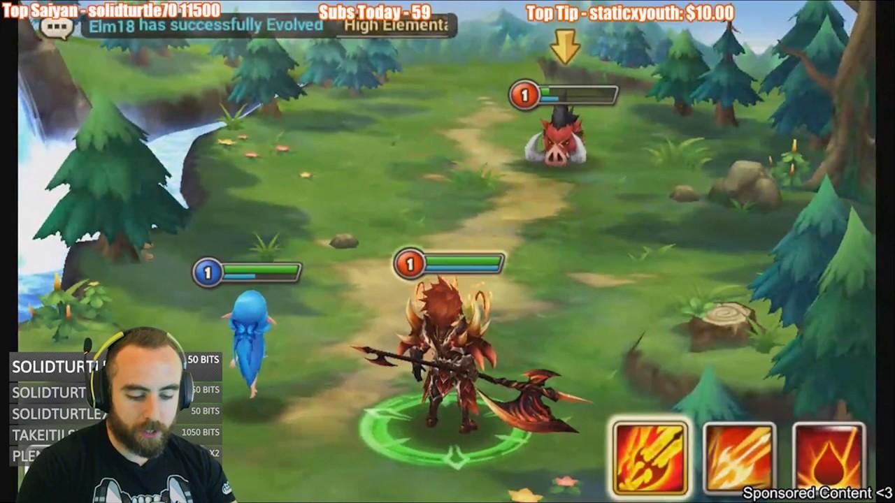 summoners war amazon fire tablet