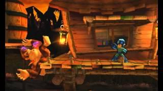 Mega Man Vs Donkey Kong - DK Cartoon Kommt Auf DVD - Super Smash Bros Für Wii U-Gameplay