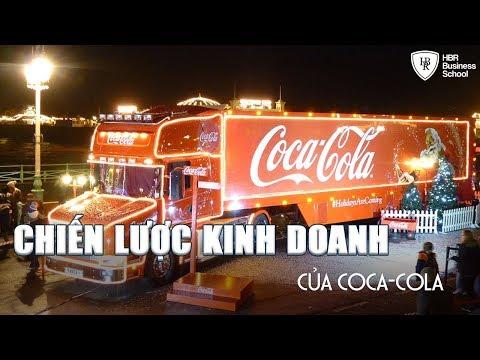 7 chiến lược kinh doanh giúp Coca Cola thành thương hiệu số 1 toàn cầu