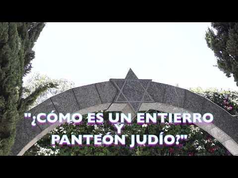 Rab Simantob R. Nigri - ¿Cómo Es Un Panteón Judío?