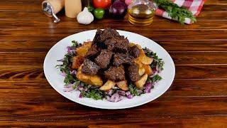 Печень по-албански - Рецепты от Со Вкусом