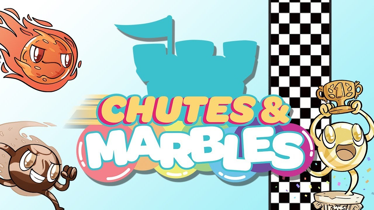 Chutes & Marbles: Speedsters
