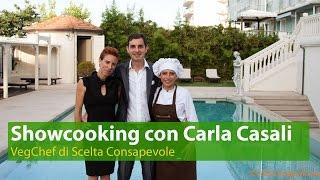 Live - Showcooking: Maccheroni Timilia Al Tocco Magico Con Salsa Di Noci