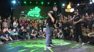 RESPECT MY TALENT-2017. Popping 1/4 Misha Maloy vs Dauren