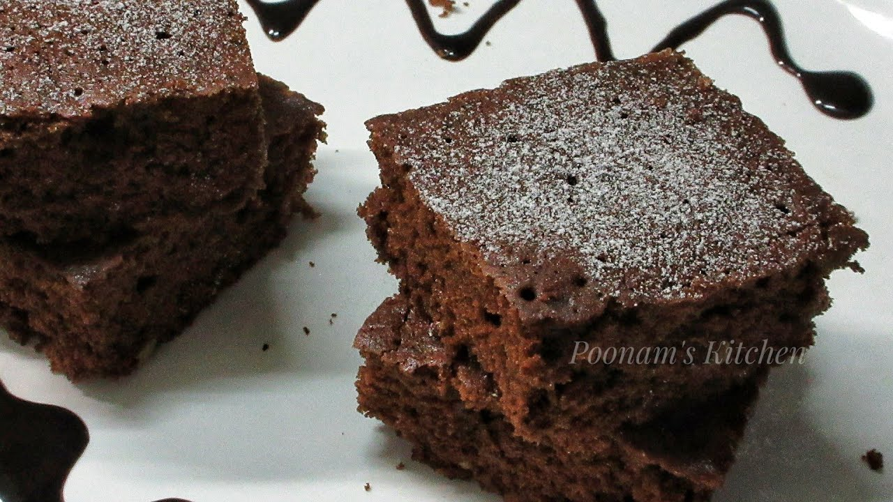 Eggless Biscuit Cake Recipe