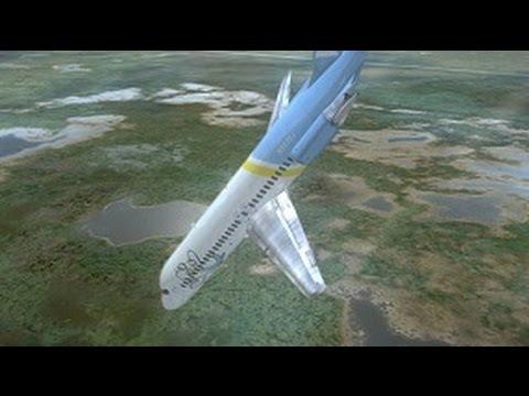 衝撃】 航空機からの遭難信号そ...
