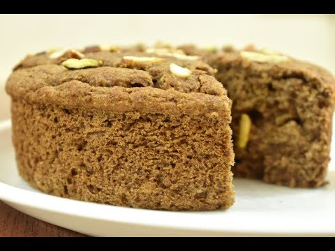 ragi banana cake recipe | healthy ragi cake recipe | ragi recipes