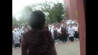 Lagu sekolah SK Satria Jaya