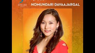 nomundari davaajargal 2016 miss asian social media contest vote now