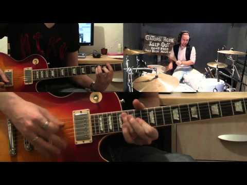 Rocket Queen (Guns N' Roses) - FULL COVER (by TheDWLion, Niko & Tony Noyes)