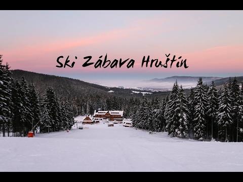 SKI ZÁBAVA HRUŠTÍN   winter paradise in Slovakia