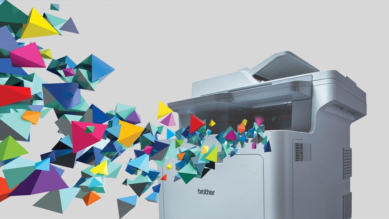 L8000 L9000 Reeks Kleurenlaser Printers Brother