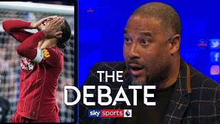 Where has it gone wrong for Liverpool after 3 defeats in 4 games? | The Debate