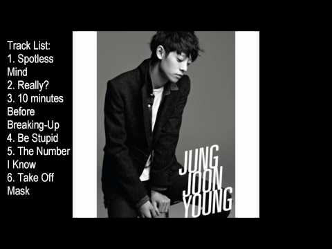 (Album + DL link) Jung Joon Young 1st Mini Album