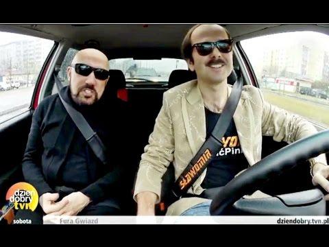 Grzegorz Skawiński i Sławomir na ich rendez-vous #furagwiazd