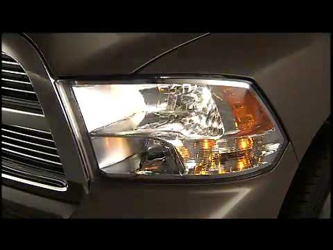 2011 ram 1500 2500 3500 headlights and dimmer controls. Black Bedroom Furniture Sets. Home Design Ideas