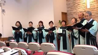 清瀬福音自由教会2014年9月14日敬老歓迎礼拝での「人生の海の嵐に」です