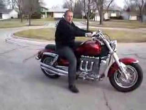 Triumph Rocket 3 Youtube