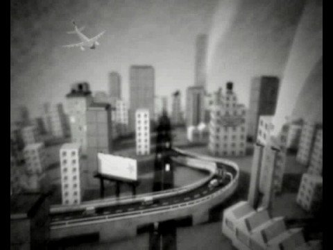 Music video Radiohead - Reckoner