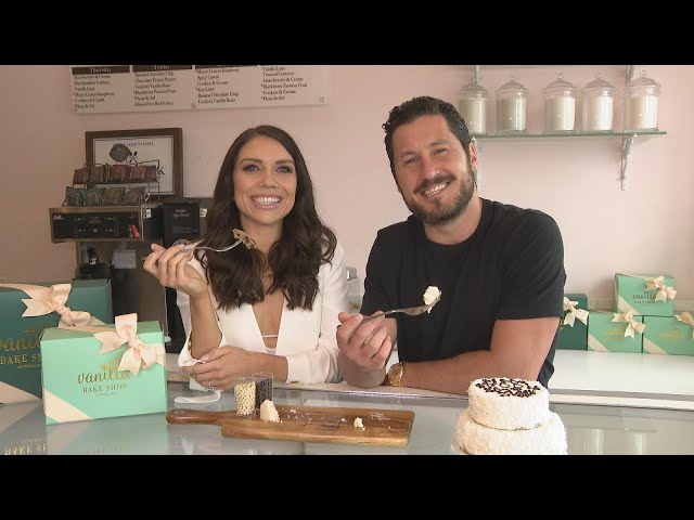 Val Chmerkovskiy and Jenna Johnsons Wedding Update: Vows, First Song and More! (Exclusive)