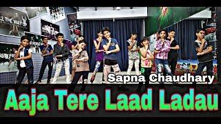 Aaja Tere Laad Ladau Haryanvi Song | Kid's Dance | Choreography by || Amit kumar ||