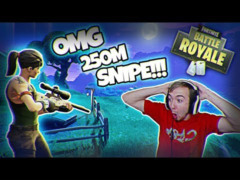 NEW PERSONAL RECORD LONGEST Snipe On Fortnite Battle Royale! (HOW DID THIS HIT)