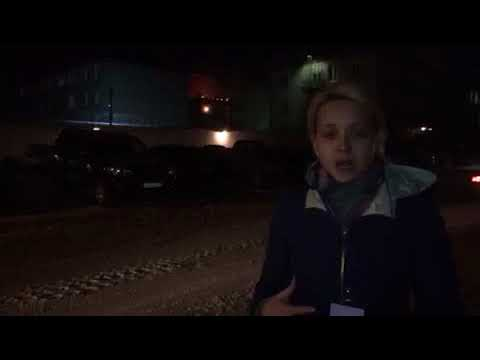 Пожар в Белом Лебеде, Соликамск