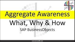 Aggregate Awareness | What, Why & How