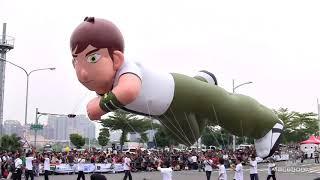 2011.12.04 第6屆 夢時代大氣球遊行 大氣球篇 (上) @ 高雄時代大道 [秀影365] thumbnail