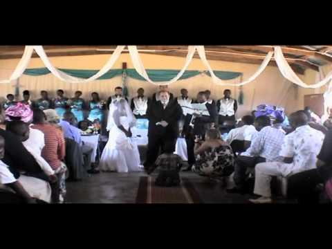 Swazi Wedding