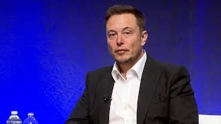 "Elon Musk ""China is ahead of us"""