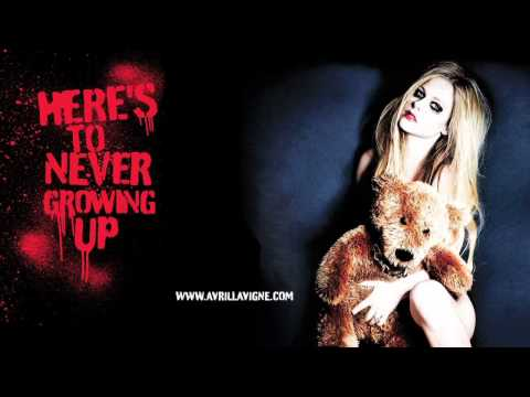 Avril Lavigne - Here's To Never Growing Up (AUDIO)