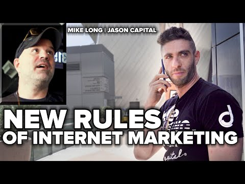 The NEW Rules Of Internet Marketing 2019: Deconstructing Mastery With Mike Long