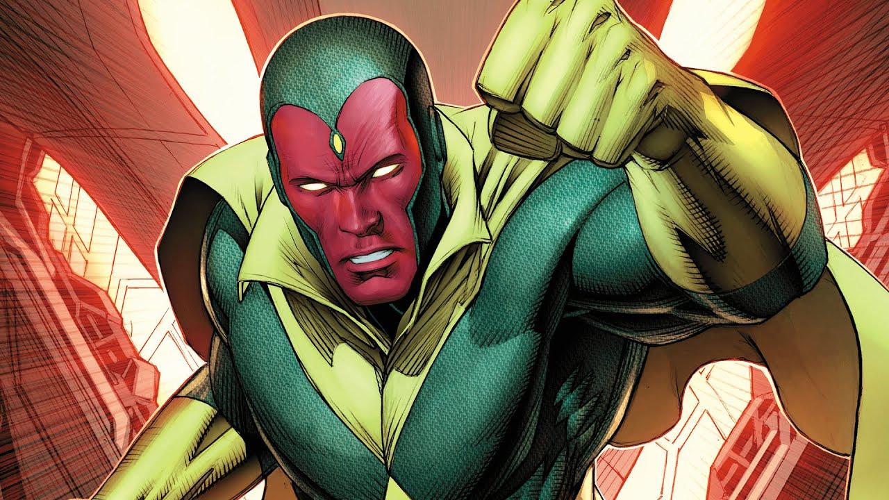 Vision | Marvel 101 - YouTube