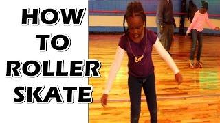 Learning How to Roller Skate   December 9th 2015   DNVlogsLife