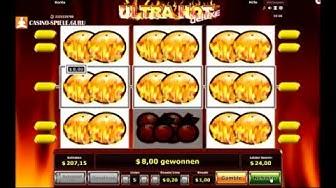 Ultra Hot Deluxe Spielautomaten Tricks - kostenlos spielen