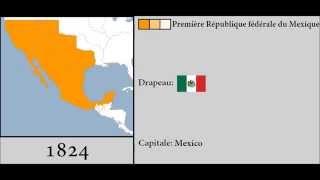 History of Mexico (1821-2015)