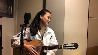 Desember - Efek Rumah Kaca (Live Acoustic Cover by Farah Fairuz)