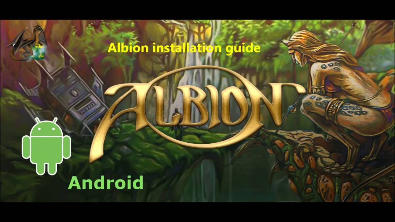 How to play Albion on Android using Magic Dosbox