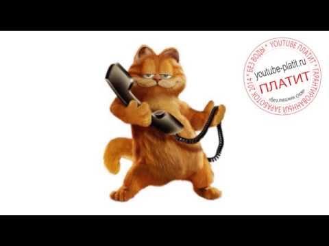 Гарфилд  Как поэтапно нарисовать кота Гарфилда