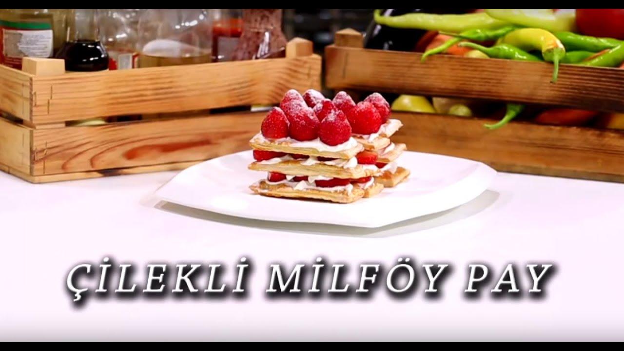 Çilekli Milföy Pay