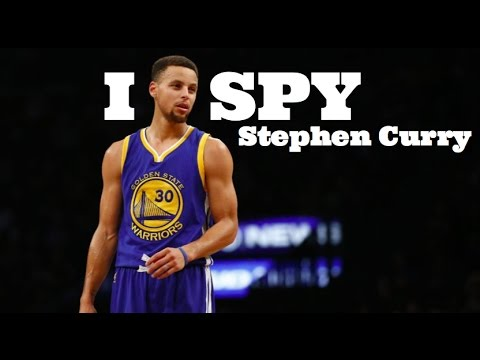 Stephen Curry Mix ~ I Spy
