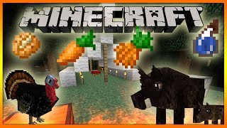 Minecraft 1.8 Update: New Mobs, Farming & Survival! 'NEWS & Community'