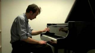 Peter Bispham plays Bach Prelude and Fugue No. 20 in A minor, BWV 889