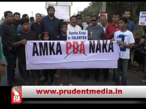OPINION POLL ON GREATER PDA : ST. CRUZ VILLAGERS_Prudent Media Goa
