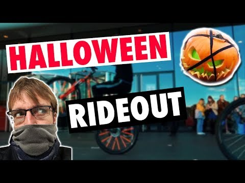Amsterdam Bikestormz Halloween Ride-Out 2018