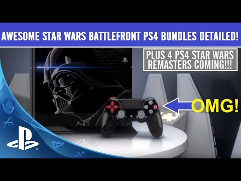 ps4-exclusive-star-wars-battlefront-bundles-&-4-classic-star-wars-ps4-remasters-announced!